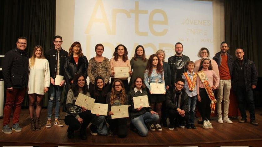 Arte Joven premia doce trabajos en cuatro modalidades