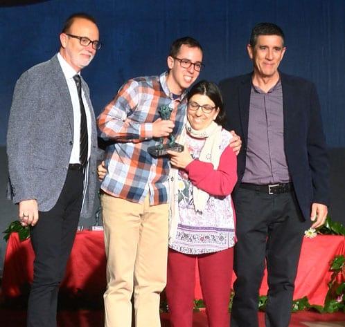 Premio a la Labor Deportiva, Club Deportivo Aspajunide