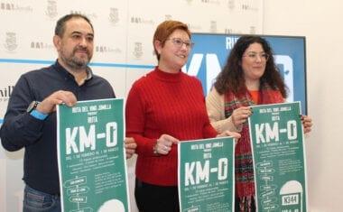 La Ruta KM0 potenciará el enoturismo en el municipio durante el mes de febrero