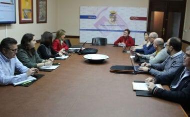 La Junta de Gobierno inicia los trámites de permuta de los terrenos que se cederán a la CARM para la construcción del CIAR