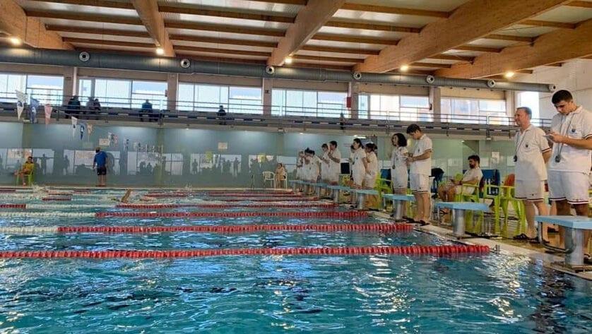 Dos Campeonatos Regionales de larga distancia reunieron en la localidad a más de 200 nadadores