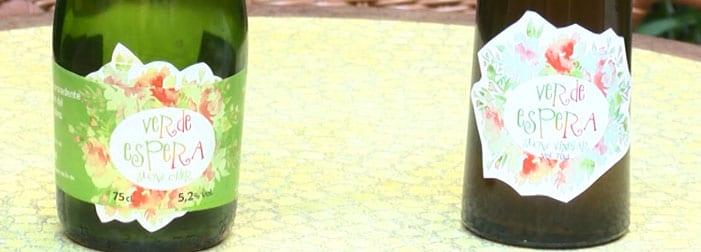 Verdespera, vinagre y sidra