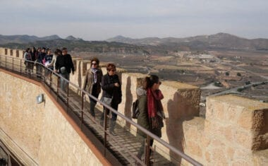 La Concejalía de Turismo programa este año 52 visitas guiadas