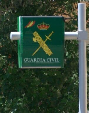 Casa Cuartel de la Guardia Civil en Jumilla