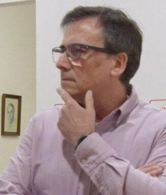 Eugenio Aguado, vicesecretario de la Agrupación Socialista