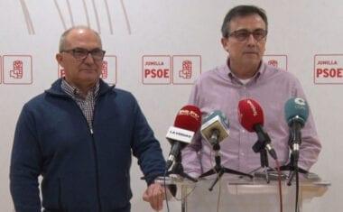 El PSOE hace valoración del Pleno Ordinario de Febrero