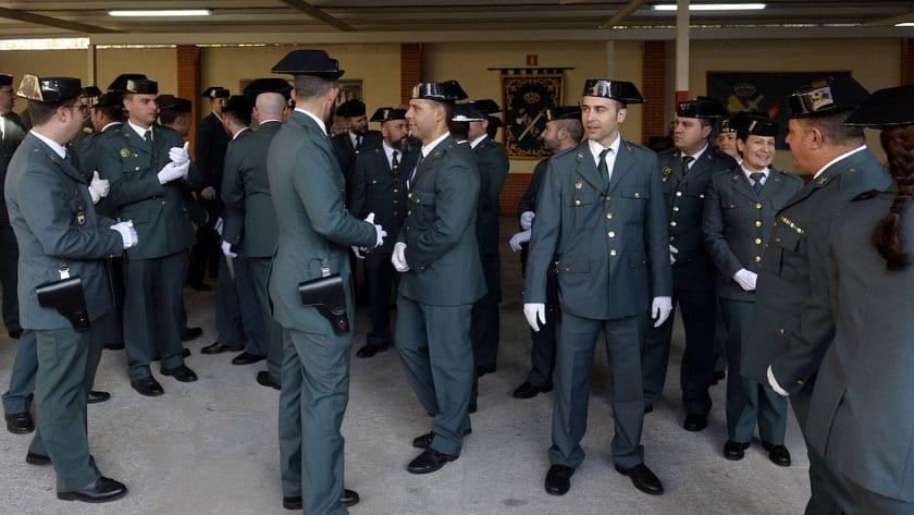 La plantilla de la Guardia Civil en Jumilla se verá reforzada