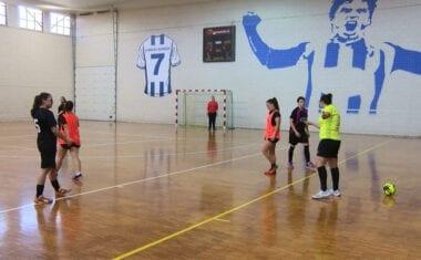 4 equipos dan vida a la I Liga Local de Fútbol Sala Femenino