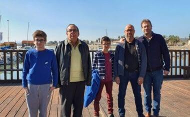 Cuarto puesto para Carlos Javier Molina del Club Ajedrez Coimbra en el IV Festival Los Alcázares