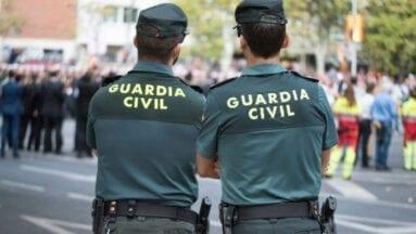 De los 80 nuevos Guardias Civiles 6 vienen a Jumilla