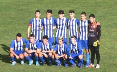 La parte alta de la tabla se aleja para el equipo de Primera juvenil de la EMFB Jumilla