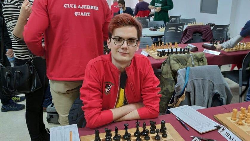 Dos ajedrecistas del Club Coimbra Jumilla participan en el Campeonato Autonómico de Valencia
