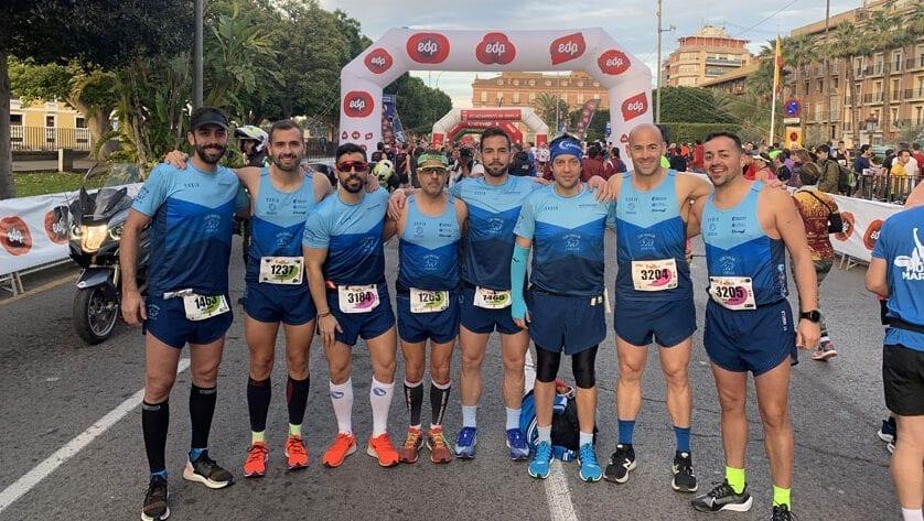 El Club Triatlón Jumilla tuvo a un buen número de deportistas en tres competiciones diferentes