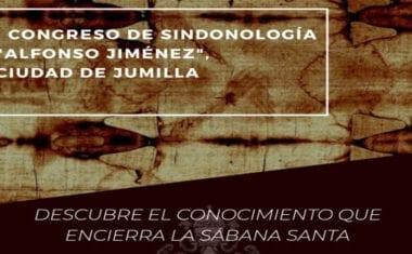 """En marzo se podrá asistir al """"I Congreso de Sindonología Alfonso Jiménez Ciudad de Jumilla"""""""