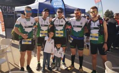 Como Chotas Trail  estuvo en Minateda y la primera cita de la  VII Liga de Cross de Alicante