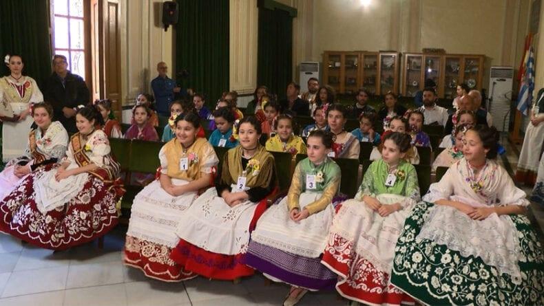 Fueron recibidas por la Corporación Municipal en el Ayuntamiento de Jumilla