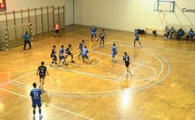 La victoria afianza a los juveniles del Club Balonmano Jumilla en la zona de Play-Off