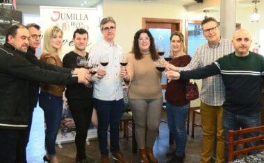 Inaugurada la Ruta KM-0 que organiza la Ruta del Vino junto al Consejo Regulador y el Ayuntamiento de Jumilla