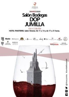 La DOP Jumilla se da a conocer en Galicia