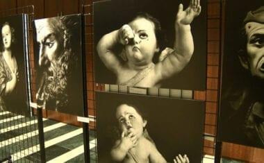 """La exposición """"Salzillo: paseos por el amor y la muerte"""" ya se puede visitar en el Museo Roque Molera"""