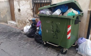 IU Verdes Jumilla demanda una gestión distinta de la recogida de basura