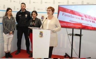 La Caravana de Seguridad Vial de la Fundación Mapfre visitará Jumilla del 16 al 20 de marzo
