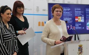 La Concejalía de Igualdad presenta las actividades por el Día de las Mujeres con el lema 'Avanzamos'