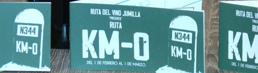 La Ruta KM-0 se desarrollará durante todo el mes de febrero