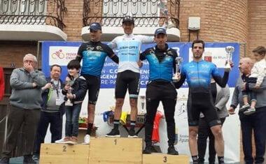 Tino Díaz del Club Jumilla BTT rozó el podio en la quinta prueba Interclubs Campo de Cartagena – Mar Menor