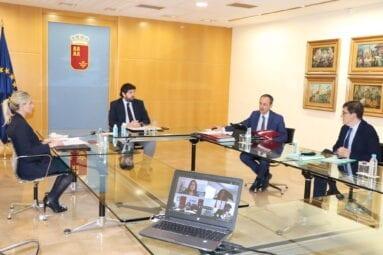Consejo de Gobierno 18 de marzo