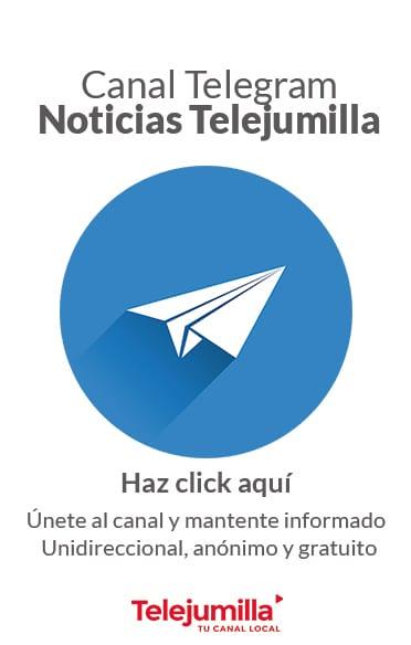 Noticias de Jumilla en Telegram