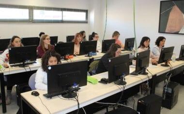 Doce jóvenes se preparan para conseguir el certificado de Dinamización de actividades de tiempo libre educativo e infantil