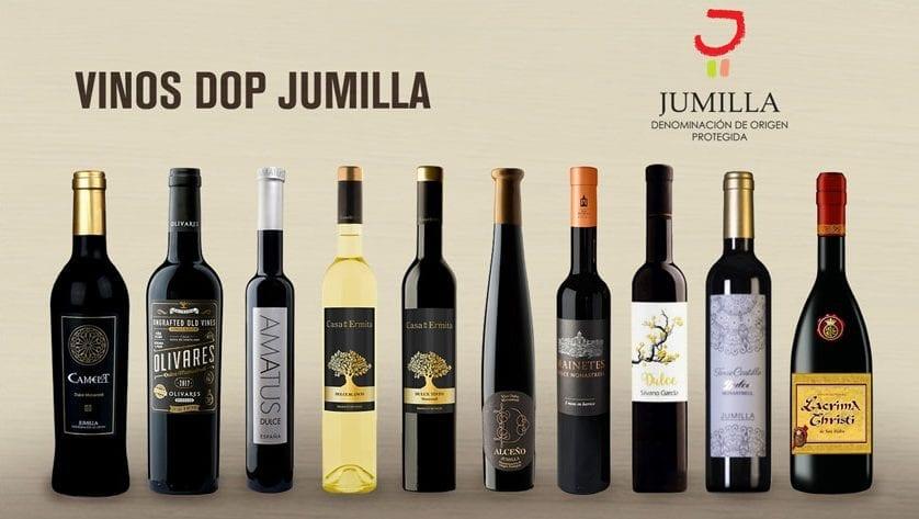 La DOP Jumilla presenta sus vinos dulces en Madrid