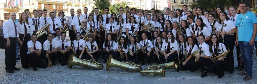 Banda Titular de la Asociación Musical Julián Santos