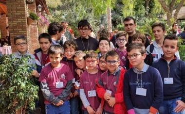 El Club Ajedrez Coimbra participa en el Regional por Edades con 22 ajedrecistas