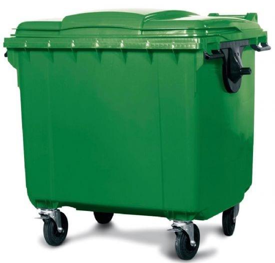 Contenedor para residuos orgánicos