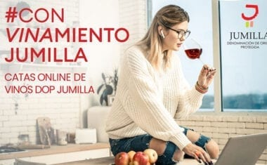 La DOP Jumilla ofrecerá catas online desde casa