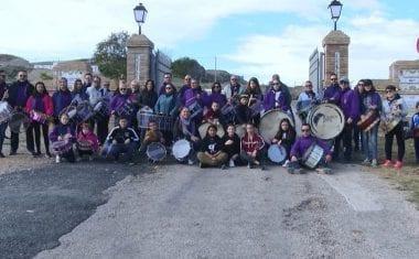 La aportación de la Asociación de Tambores Cristo de la Sangre para la restauración del órgano de Santiago asciende a los 500 euros