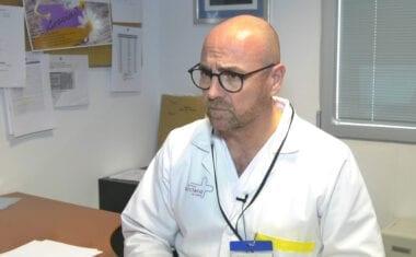 """Francisco José Ponce: """"La premisa es que los ciudadanos no acudan a los centros de salud"""""""