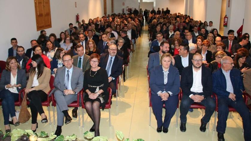 La consejera de Turismo Cristina Sánchez y la alcaldesa de Jumilla Juana Guardiola, presidirán los III Premios de la Gastronomía