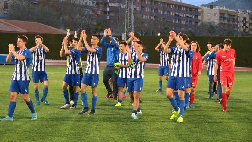 Importante victoria del Primera juvenil de la Escuela de Fútbol Base ante el líder