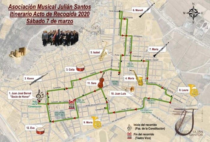 La Asociación Musical Julián Santos de Jumilla incorpora once nuevos músicos a su Banda Titular