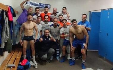 Juan Francisco Alderete debuta con victoria en el banquillo del Vinos DOP Jumilla FS