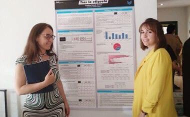 Una exalumna del IES Infanta Elena representa a España en un Certamen Internacional de Investigación