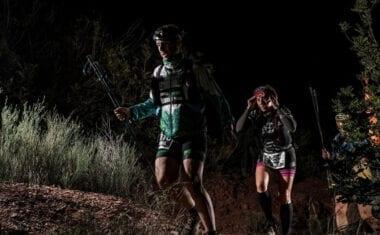 Manuel Coloma, del Como Chotas Trail, no pudo con la Espadan Trail 2020