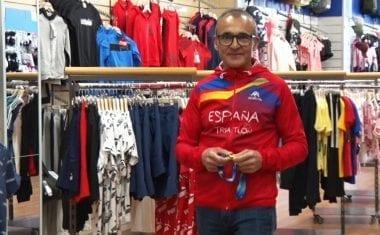 Nuevo Campeonato de Europa de Duatlón para Ángel Lencina