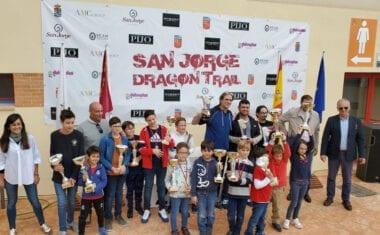 Miguel Ángel Carrión, del Club Ajedrez Coimbra, venció en el VII Torneo Colegio San Jorge