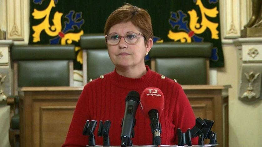 La alcaldesa informa de nuevas medidas municipales en la lucha contra el coronavirus