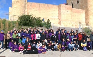 La Asociación de Tambores Cristo de la Sangre colabora con la restauración del órgano de Santiago