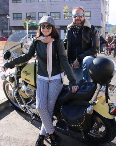 Ayer se debería haber celebrado la V Concentración de Motos Clásicas Barrio de San Fermín